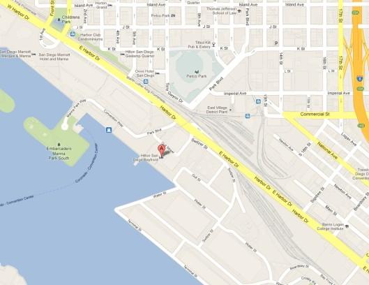 CREF 2013 map